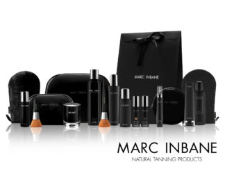 Natuurlijke zelfbruiners van Marc Inbane